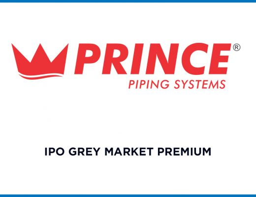 Prince Pipes IPO-Grey-Market-Premium