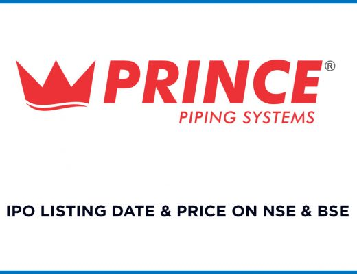 Prince Pipes IPO