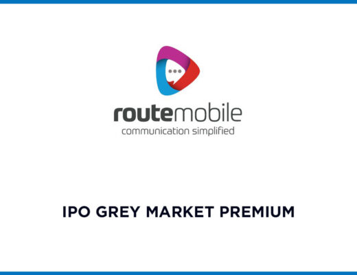 Route Mobile IPO Grey Market Price Today 10