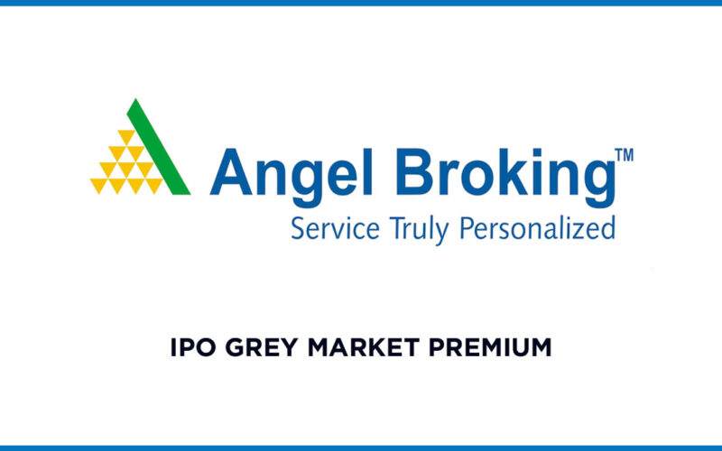 Angel Broking Ipo Grey Market Premium Today Ipo Guru