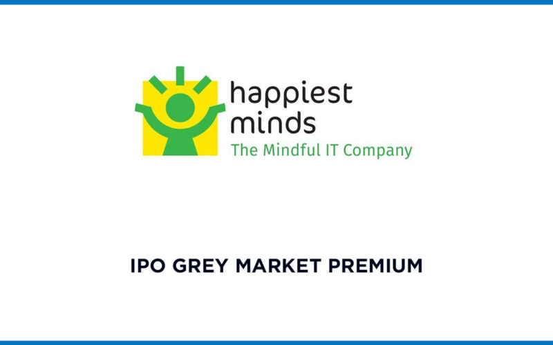 Happiest Minds Tech IPO GMP Today 1