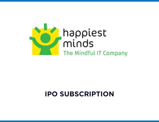 Happiest Minds Tech IPO Subscription Data (Live) 9