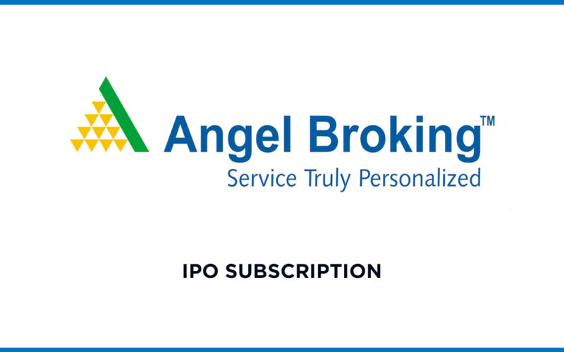 Angel Broking IPO SUbscription