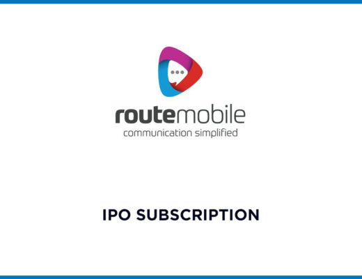 Route Mobile IPO Subscription Data (Live) 8