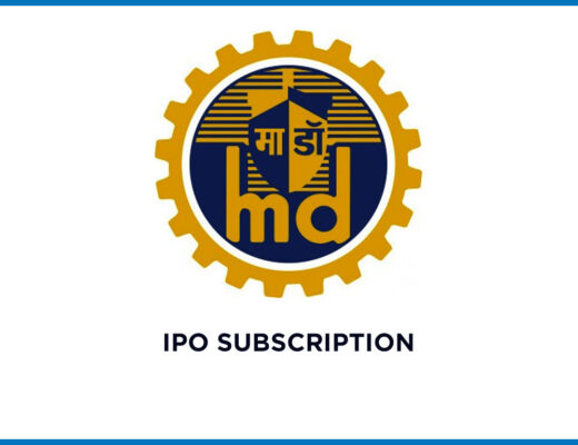 Mazagon Dock IPO-Subscription