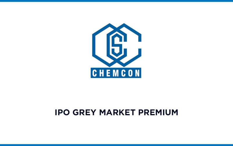 Chemcon IPO Grey Market Premium Today 1