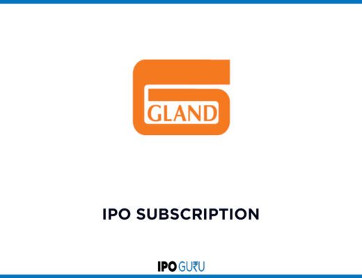 Gland Pharma IPO Subscription Live
