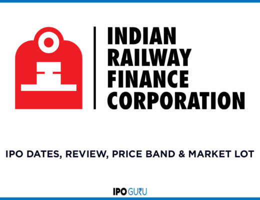 IRFC IPO Date Review Price band and Market Lot