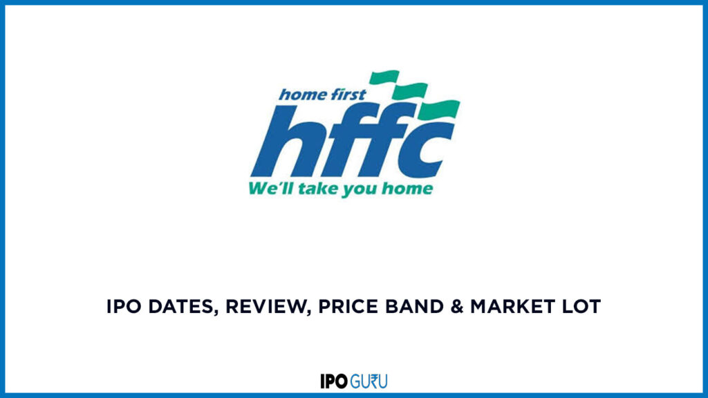Home First finance IPO Date Review Price band and market lot