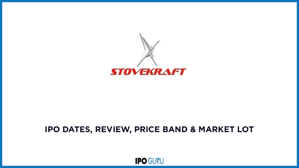 Stove Kraft IPO Date Review Price band and market lot