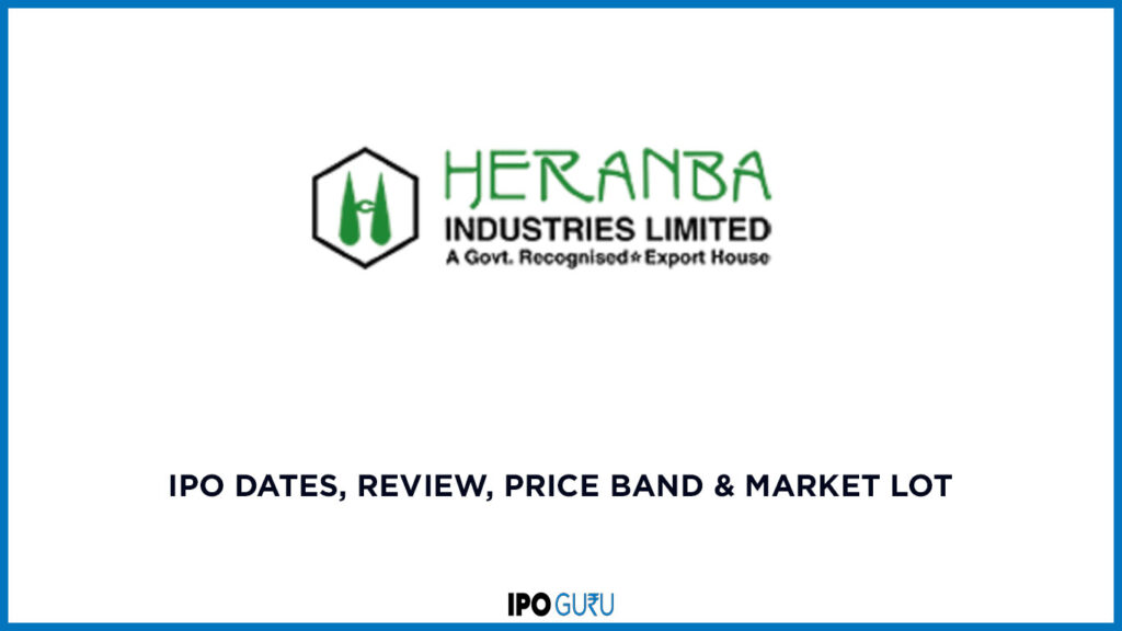 Heranba-Industries-Limited-IPO-Dates Review Price band and market lot