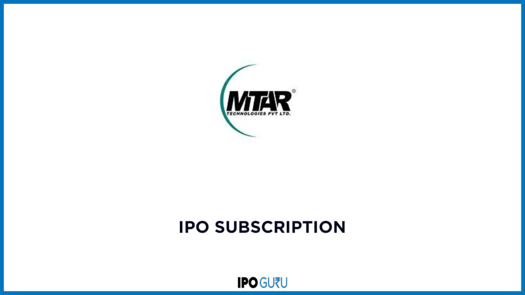 MTAR-IPO-Subscription