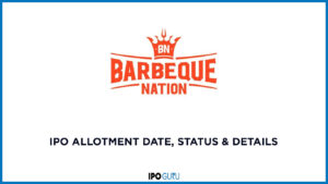 Barbeque-Nation-IPO-Allotment-Date