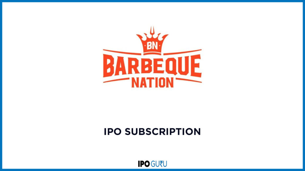 Barbeque-Nation-IPO-Subscription