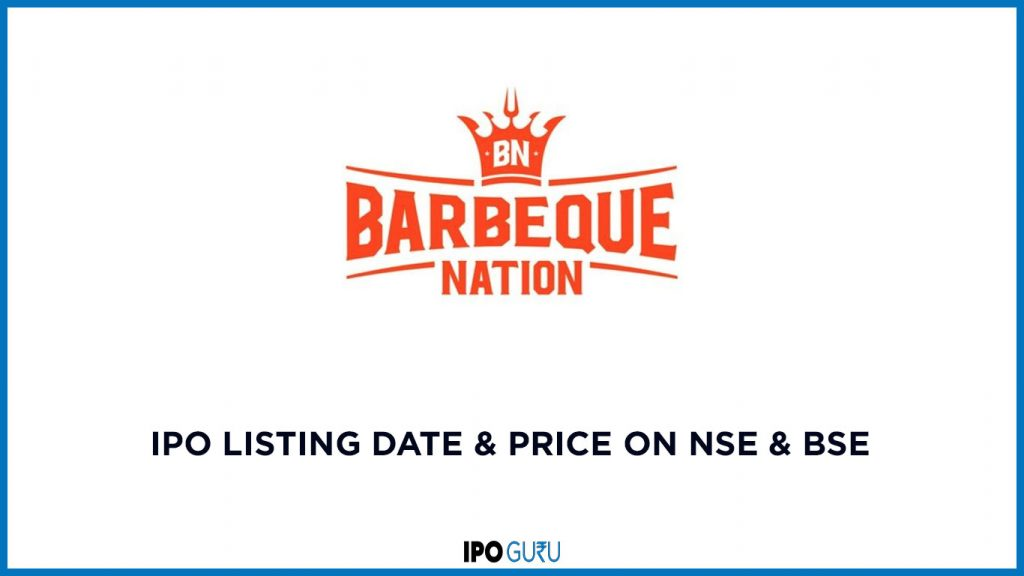 Barbeque-Nation-IPO-Listing-Date